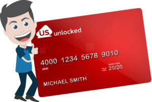 US Unlocked Virtual Debit Card